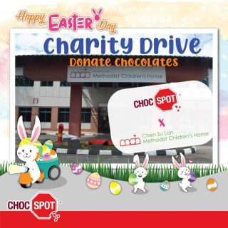 Let's start the Easter celebration by doing good deeds! This Easter, FNA Group have adopted Chen Su Lan Methodist Children's Home(CSLMCH) as the beneficiary for receiving donation in-kind by the public from 1 March - 4 April. You can choose to buy and donate any Easter Chocolates in ChocSpot to be gifted to children from CSLMCH. FNA Group will gather all the kind gifts and deliver them on your behalf to the children of the home after the campaign period. Our Easter Deals here ⤵️ • Free Easter sleeve with each Zaini Tripack 60g purchase - 3 for $12 Feel free to visit our stores any day to get your Easter offers and at the same time do some good deed and bring some joy to the underprivileged children by donating some. CSLMCH provides shelter, care and protection to boys and girls between 5 and 21 years old, from needy and disadvantaged families. To find out more about CSLMCH, you can go to https://www.facebook.com/cslmch/ Find out from your nearest Choc Spot with the link here: https://www.chocspot.com.sg/ *Terms and conditions apply. While stocks last. @ChocSpotSG #MilkChocolates #Treats #SpotOn #Happiness #easterbunny #eastercharityevent2021 #eastereggs #donatechocolates